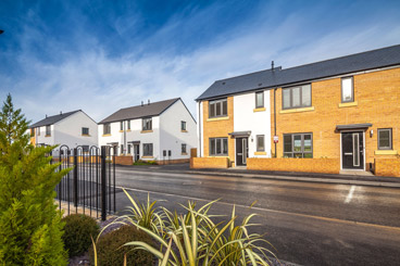 Meldon Fields New Homes