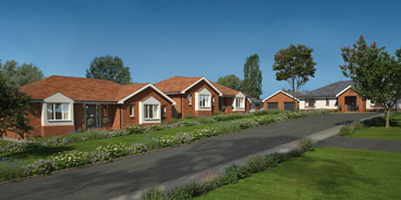 Moonhill Copse New Homes